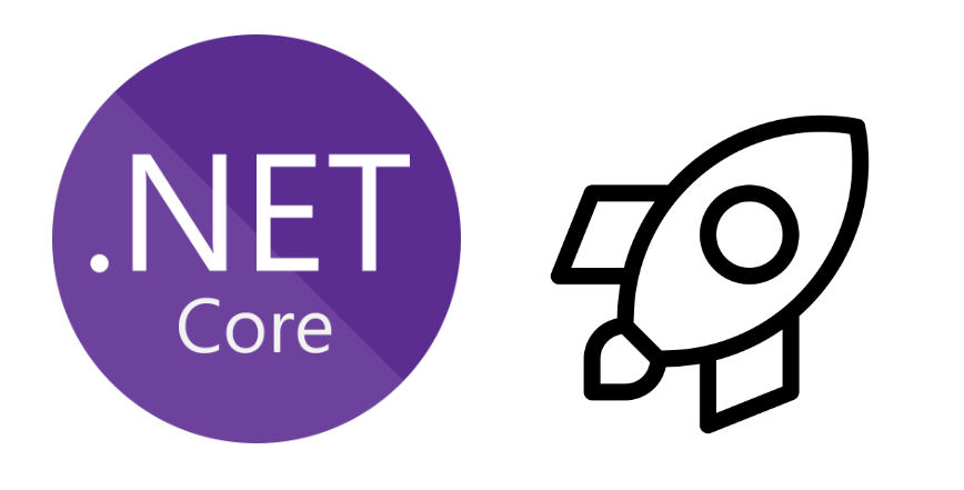 net core 3.0 deyploment logo