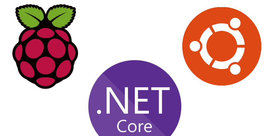 raspberry pi dotnet core ubuntu