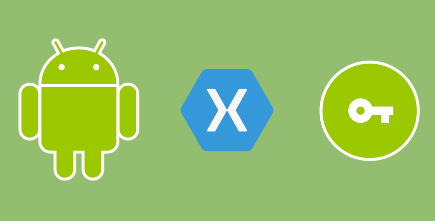 xamarin android sign logo